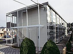 ALPHA[2階]の外観