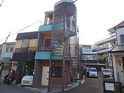 京都府京都市左京区吉田本町の賃貸マンションの外観