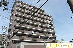 大阪府大阪市平野区瓜破東2丁目の賃貸マンションの外観