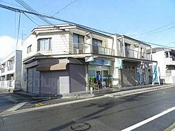 コーポサンフラワーA[2階]の外観