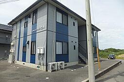 シャーメゾンソレイユ A棟[101号室]の外観