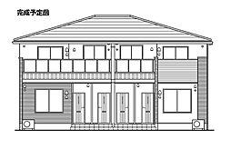 クレメント津志田A[1階]の外観