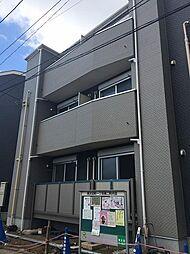 神奈川県横浜市南区南太田1の賃貸アパートの外観
