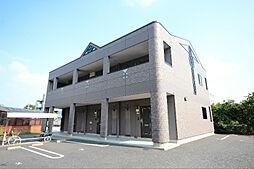 愛知県名古屋市港区名四町の賃貸アパートの外観