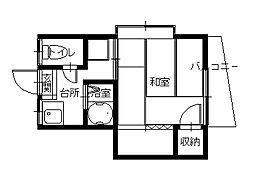 長崎県長崎市相生町の賃貸アパートの外観