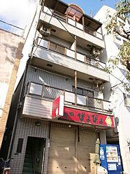 寄川マンション[305号室]の外観