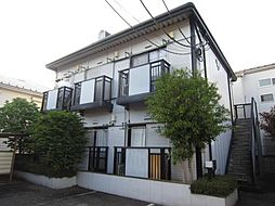東京都西東京市ひばりが丘北3丁目の賃貸アパートの外観