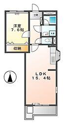 TF215雪見[1階]の間取り