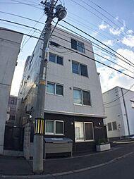 北海道札幌市中央区宮の森二条5丁目の賃貸マンションの外観