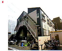 神奈川県川崎市中原区下小田中6丁目の賃貸アパートの外観