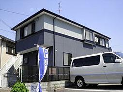 大阪府豊中市千里園の賃貸アパートの外観