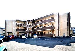徳島県徳島市西新浜町2丁目の賃貸マンションの外観