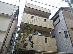 大阪府大阪市住吉区万代6丁目の賃貸アパートの外観