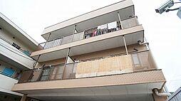 福岡県福岡市中央区輝国2丁目の賃貸マンションの外観