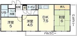 ロイヤルコーポ姫路[802号室]の外観