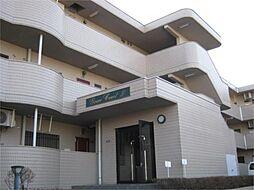 茨城県土浦市小松1丁目の賃貸マンションの外観