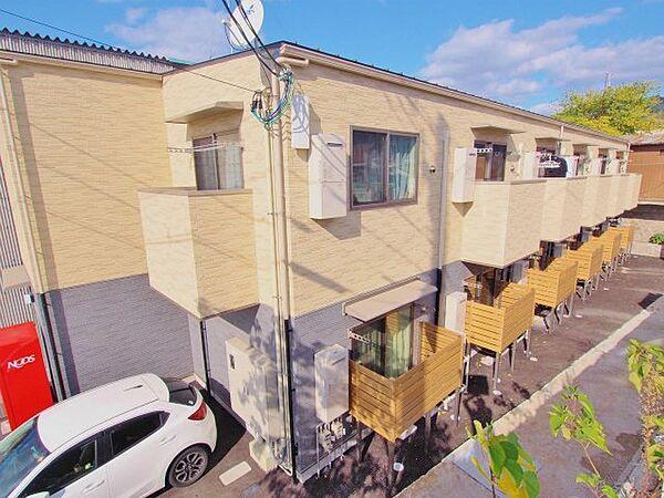 広島県広島市安芸区船越南4丁目の賃貸アパート