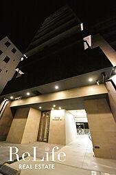 ファーストステージ江戸堀パークサイド[901号室]の外観