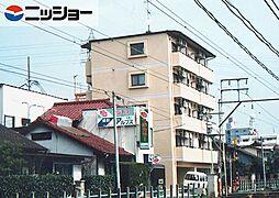 ジュネス瓢箪山[5階]の外観