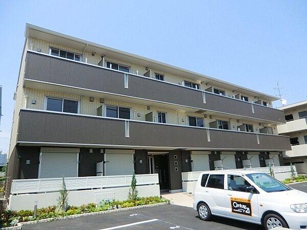 abcdマンション南塚口 3階の賃貸【兵庫県 / 尼崎市】