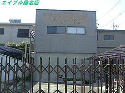 三重県桑名市野田3丁目の賃貸アパートの外観