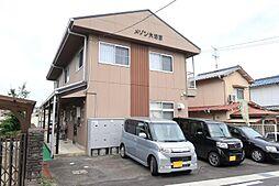 広島県東広島市西条町西条の賃貸アパートの外観