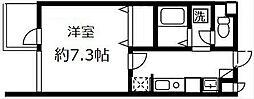 ソナーレ上石神井[302号室]の間取り