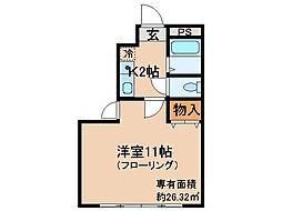 六地蔵駅 4.0万円