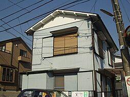 神奈川県横浜市磯子区岡村5丁目の賃貸アパートの外観
