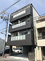 パレスABIKO[2階]の外観