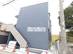愛知県名古屋市西区名塚町3丁目の賃貸アパートの外観