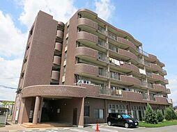 愛知県岡崎市北野町字高塚の賃貸マンションの外観