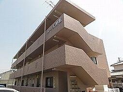岡山県岡山市中区赤田の賃貸マンションの外観