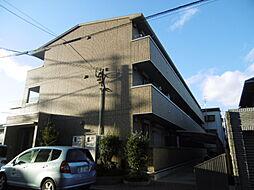 セジュールオッツ・八戸ノ里 301号室[3階]の外観