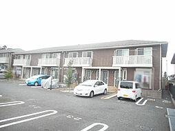 埼玉県川越市大字天沼新田の賃貸アパートの外観