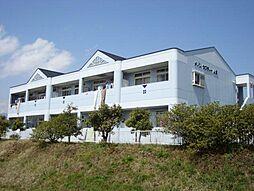 静岡県富士宮市山宮の賃貸マンションの外観