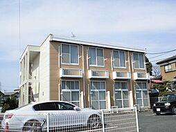 神奈川県相模原市南区新戸の賃貸アパートの外観