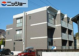 ヒルサイド岩崎台[2階]の外観