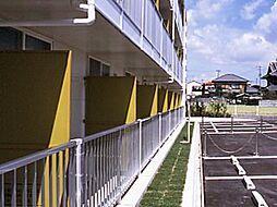 レオパレスセジュール和泉[3階]の外観