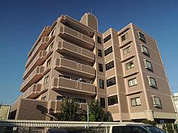 プロヴァンス青山[6階]の外観
