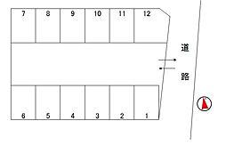 石原駅 0.5万円