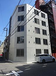 東京都北区豊島2の賃貸マンションの外観