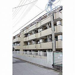 東京都足立区中川2丁目の賃貸マンションの外観