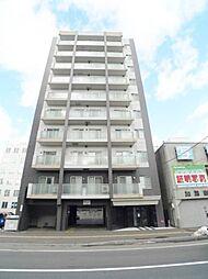 北海道札幌市中央区南一条西17丁目の賃貸マンションの外観