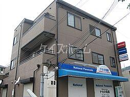 兵庫県神戸市長田区名倉町5丁目の賃貸マンションの外観