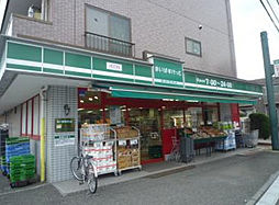 東京都江戸川区中葛西2の賃貸マンションの外観