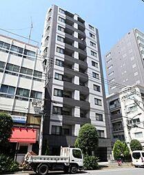 東京都新宿区横寺町の賃貸マンションの外観