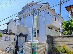 奈良県奈良市芝辻町1丁目の賃貸アパートの外観