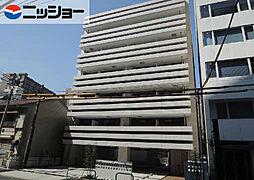 WEST鶴舞[5階]の外観