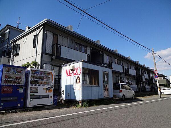 サンビレッジOKUNO(オクノ) D[1階]の外観